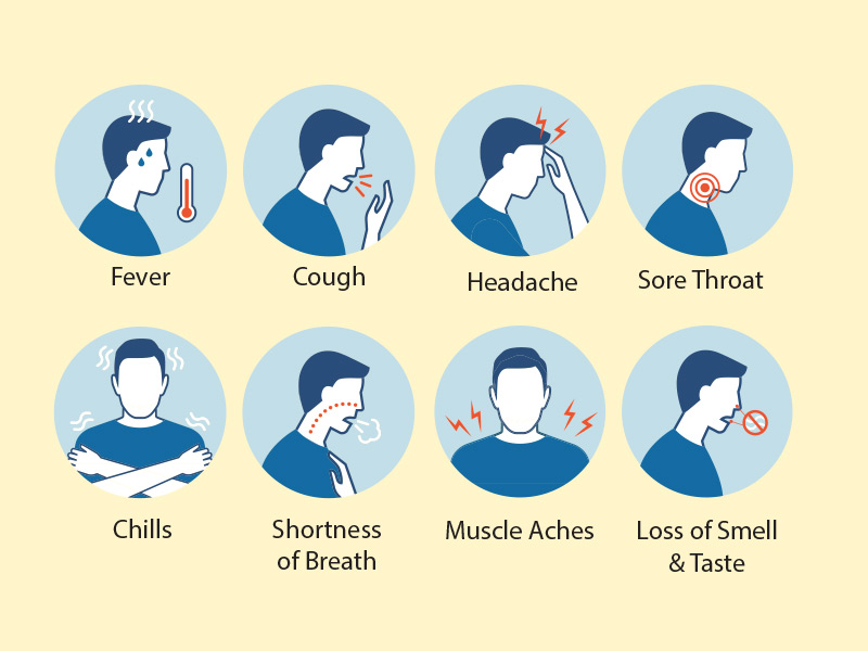 have flu often feel some or all of these symptoms: